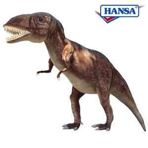 Hansa Animated T-Rex Lifesize Mary Shortle