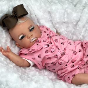 Blanco Lil' Punkz Reborn Mary Shortle