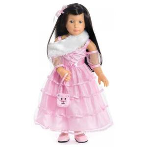 Princess in Pink Brunette Doll Kidz 'N' Cats Mary Shortle