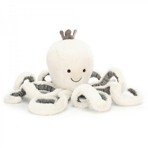 Cosmo Octopus Jellycat Teddy Mary Shortle