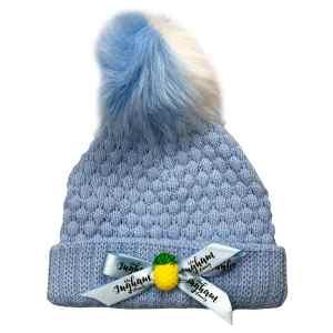 Pineapple Pom Pom Hat The Ingham Family Mary Shortle