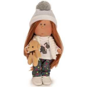 D'Nines Play Doll Sarah Mary Shortle