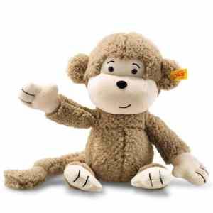 Soft Cuddly Friends Brownie Monkey Steiff Teddy Bear Mary Shortle