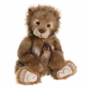 Wilfy Charlie Bears Teddy Mary Shortle