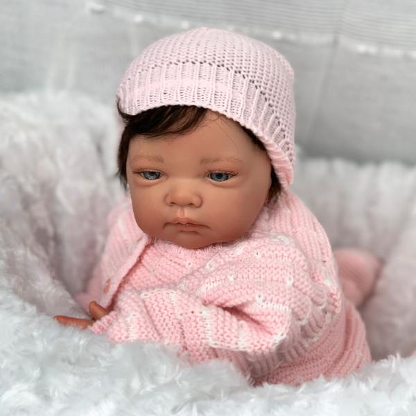 Adelaide Reborn Baby Mary Shortle
