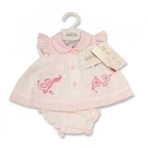 Little Bird Dress Set Mary Shortle