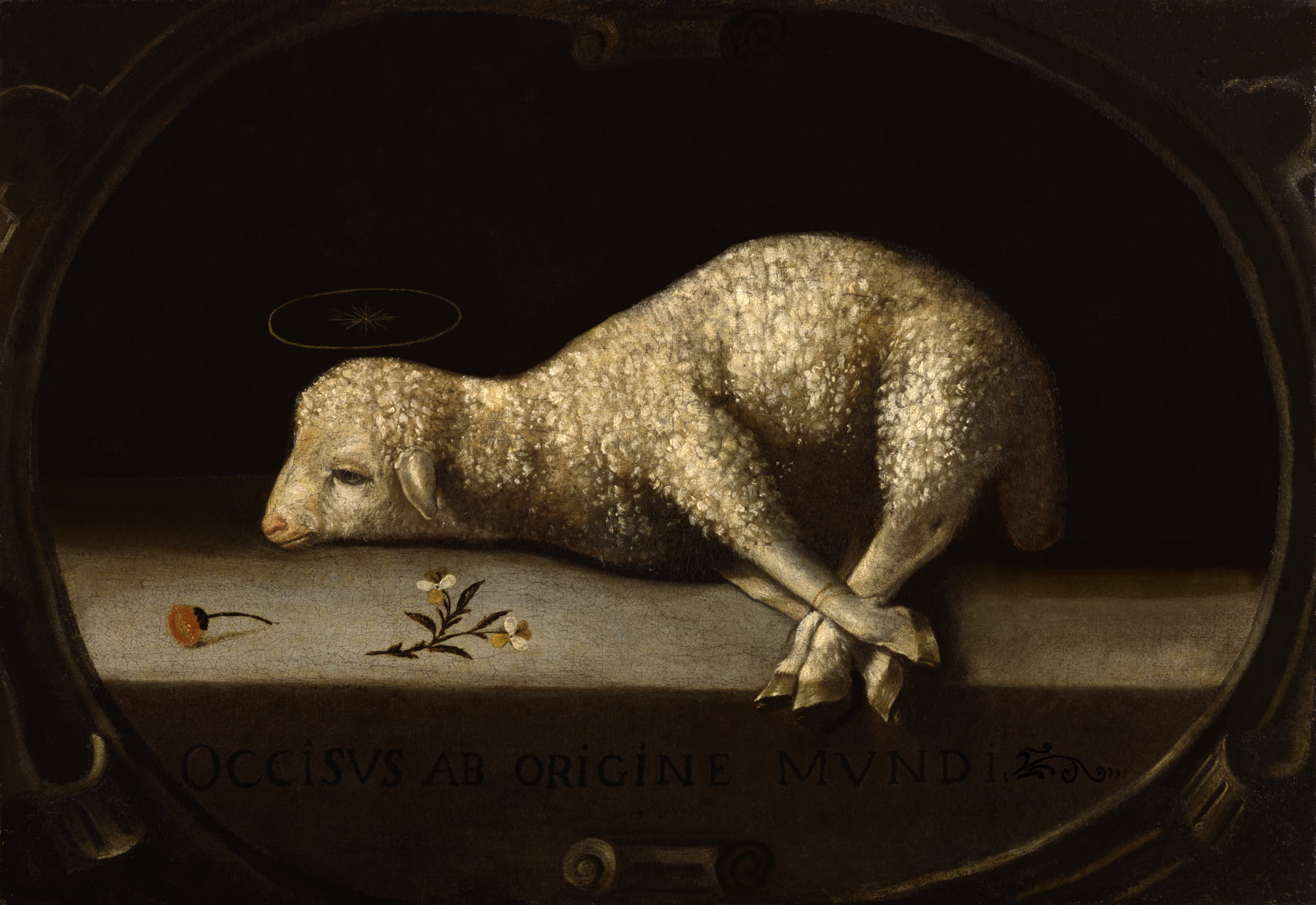 Image result for image of the slaughter of the paschal lambs