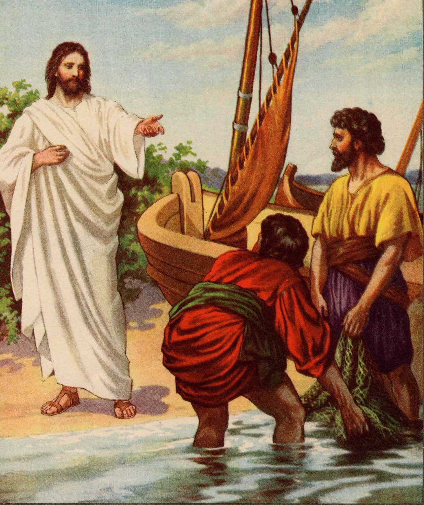 File Jesus Calls Peter And Andrew To Be Fishers Of Men