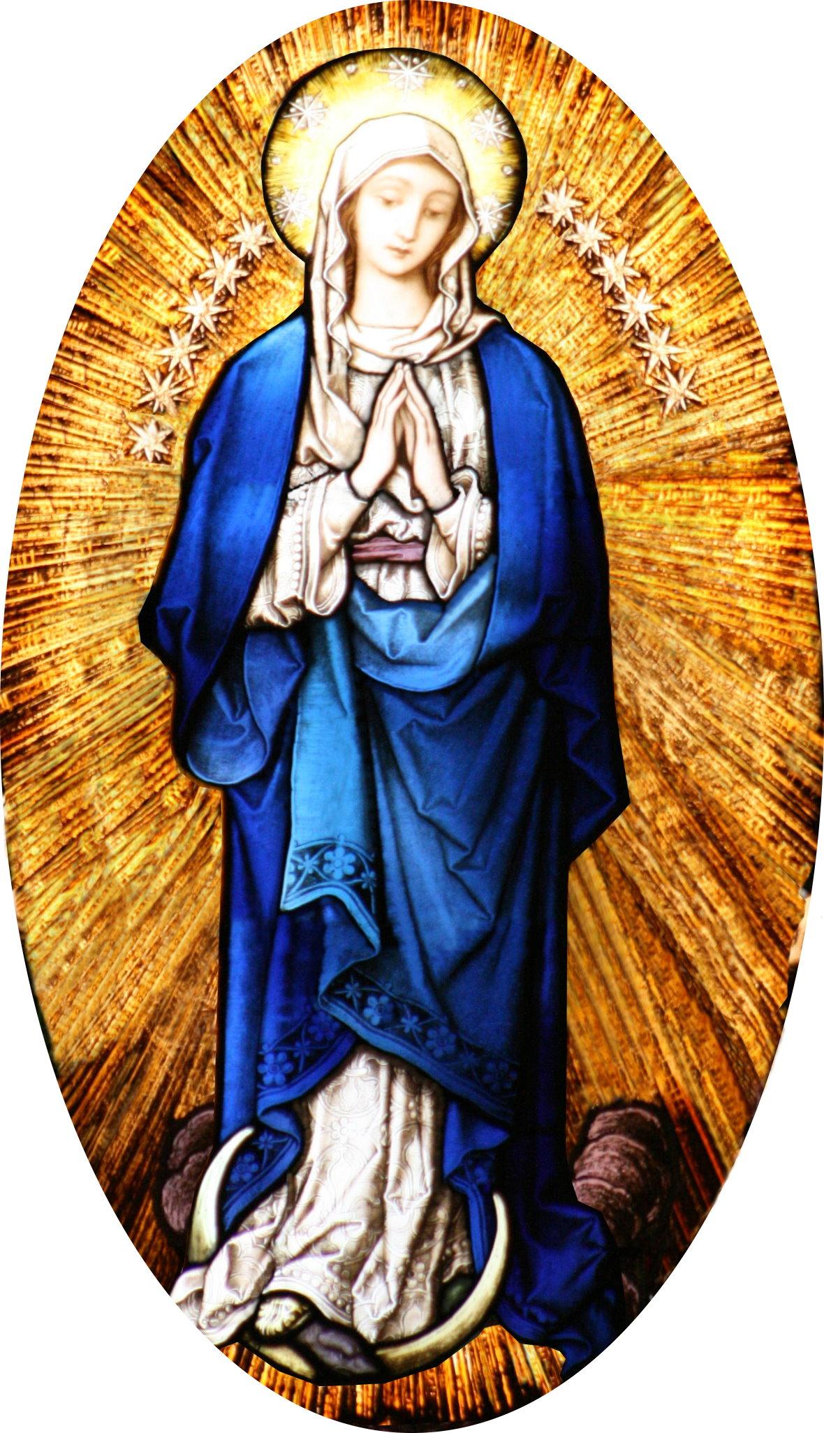 FileGenesis Blessed Virgin Mary 002jpg The Work Of God