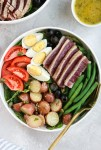 Whole30 Nicoise Salad