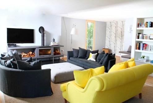 Cotswold Lake House- Lounge 4