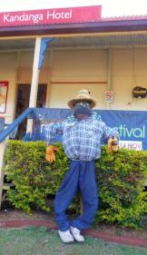 KA09 Scarecrow Name: Derelict Doug Owner: Kandanga Hotel 40 Main Street Kandanga 4570 Registration Centre: Kandanga Category: Traditional