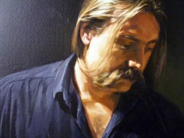 2014 Portrait winner Kevin by Brent Harvey