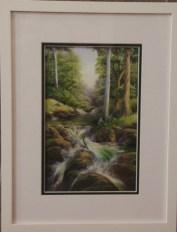 Skene Creek Montville by Keith Bllake
