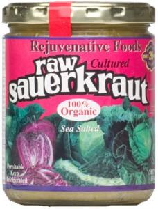 cultured vegetables (kraut)