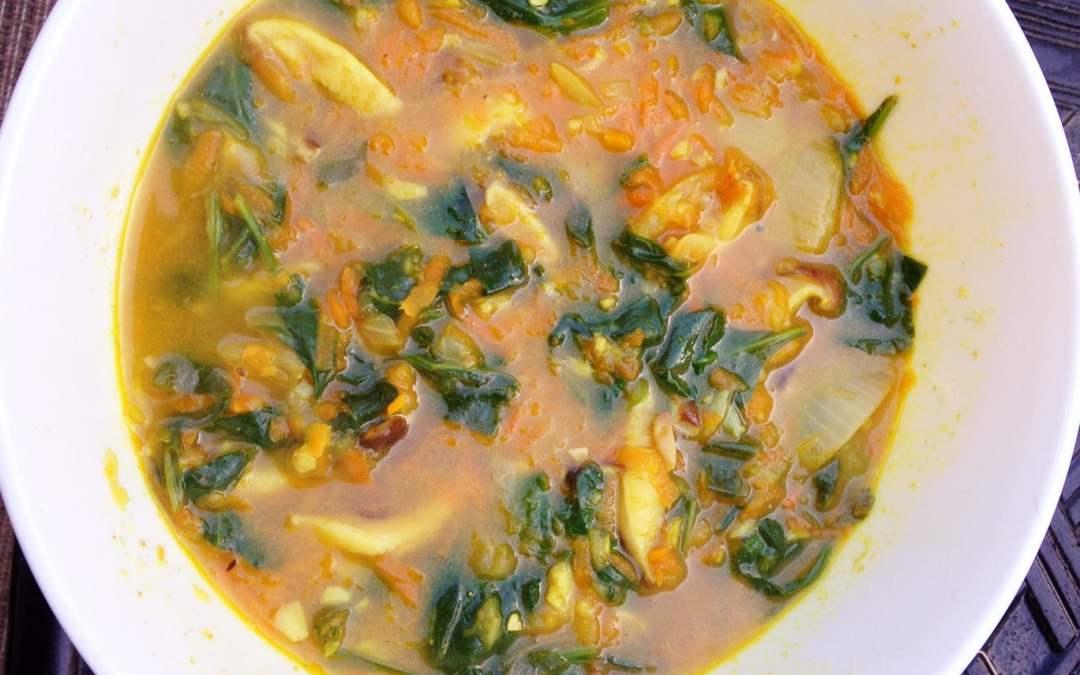 Easy Recipe: Immune Soup (Paleo)