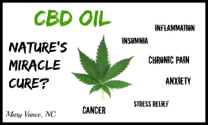 CBD Oil: Nature's Miracle Cure?