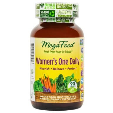 MegaFood Women's Multivitamin