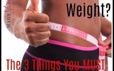 The 3 Things You Need to Fix to FINALLY Lose Weight