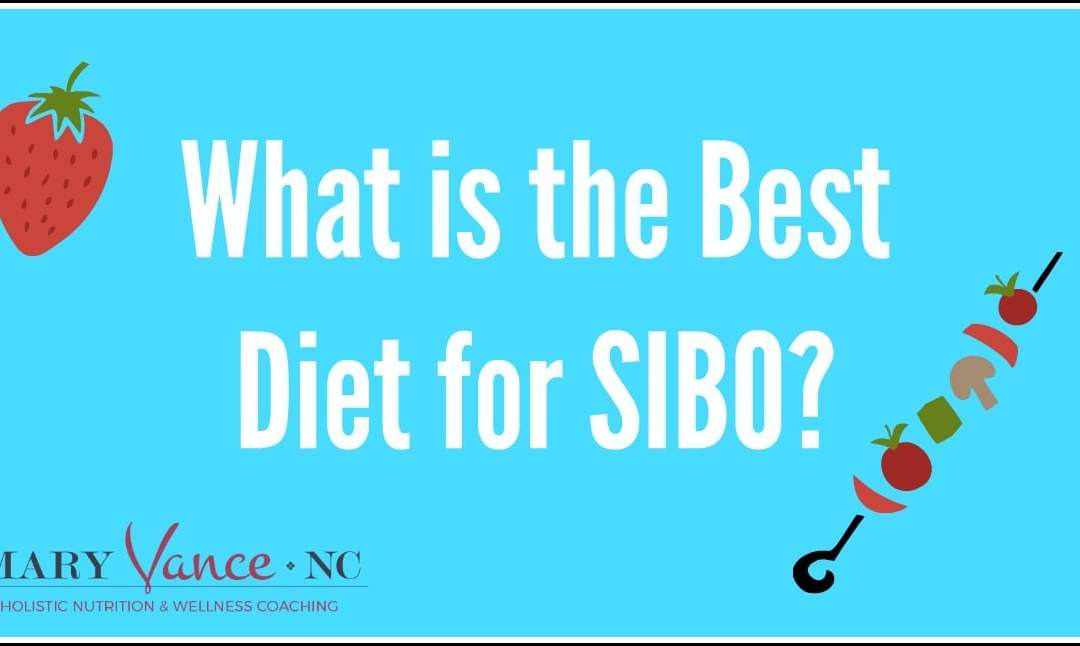 What is the Best Diet for SIBO?
