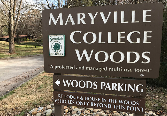 This move from the trump administration will open up more than half of tongass national forest to logging and development. Maryville College Woods Group Reminds Users Of Rules Ways To Report Infractions Maryville College