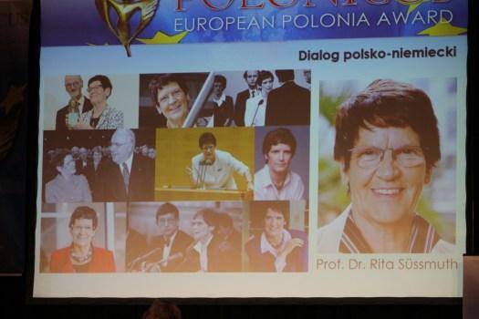 Polonicus-Aachen-2018, Prof. Dr. Rita Süssmuth