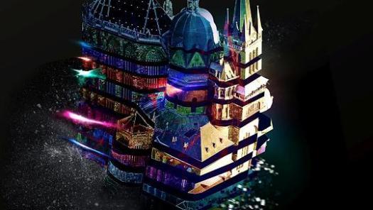 einzigartige 3D-Lichtinstallation »Der Dom leuchtet« von Prof. Dr. Leif Kobbelt und seinem Team von der RWTH Aachen