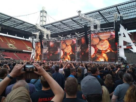 Metallica - WorldWired Tour 2019 | Köln