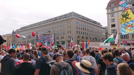 29.08.2020 Berlin ivites Europe