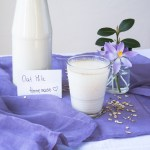 Latte di avena homemade