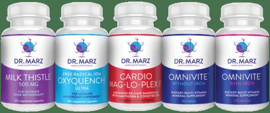 Marz Nutritionals