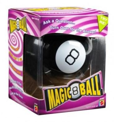 magic eightball