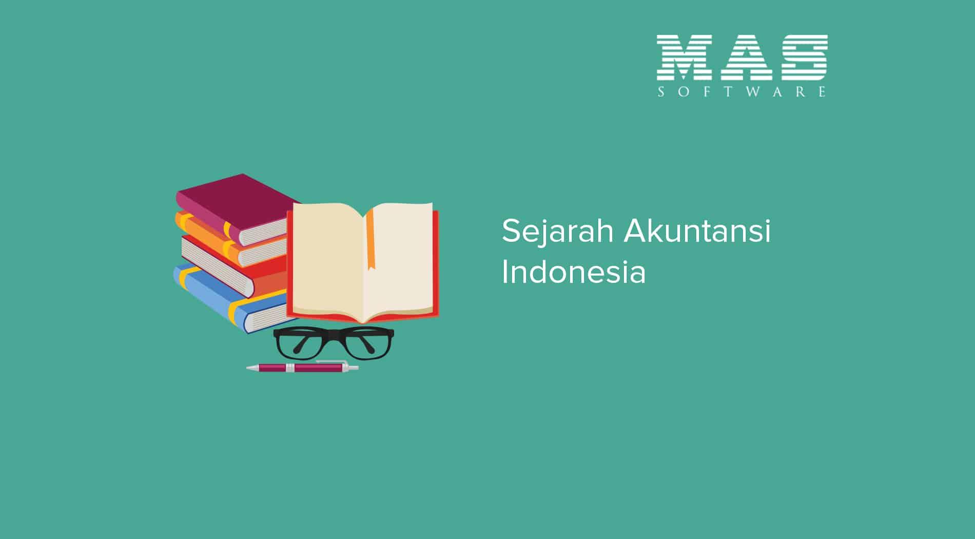 Sejarah Akuntansi Indonesia
