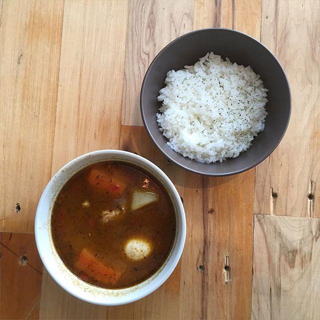 スープなカレー
