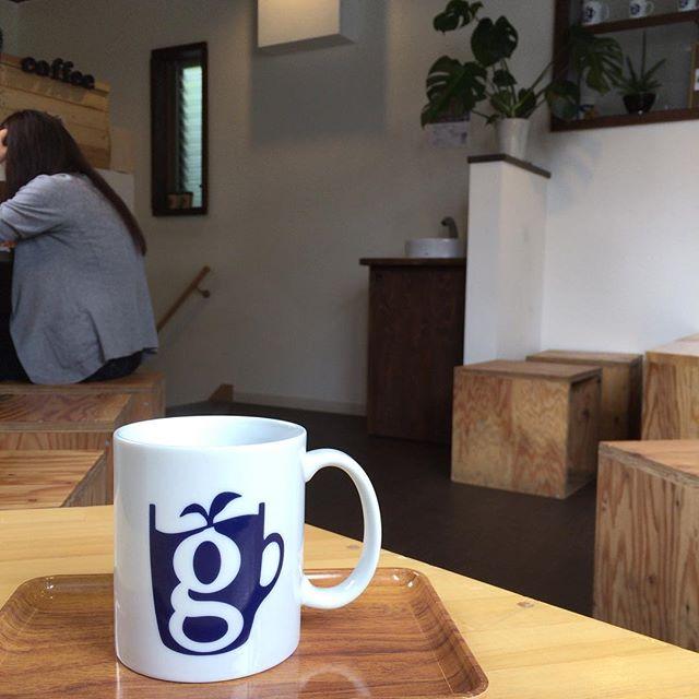 お客様からの、ひょんな繋がりで glin coffeeさん#glincoffee