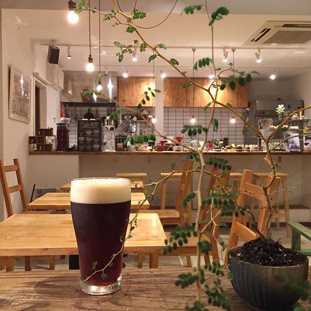 心地よい夜は、ビールを片手にボーっとするのが一番です。#masasfactory