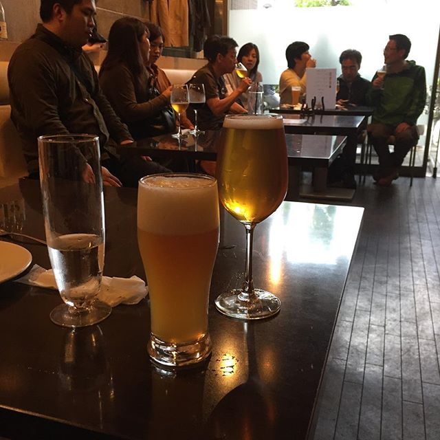 shiki beer 大盛況。