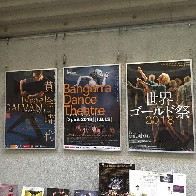 うむ。 この三公演は来るのか。