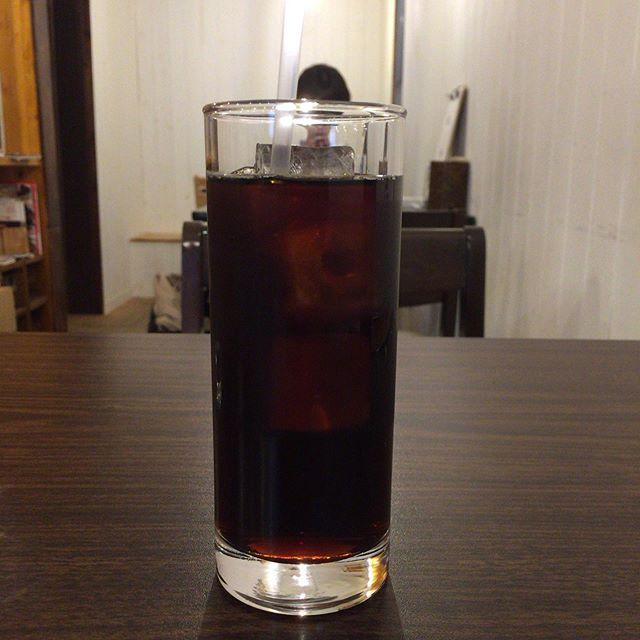 ちょっとYamaki Coffeeさんに。