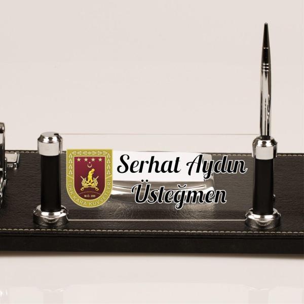 Jandarma, Hava ve Deniz Kuvvetlerine Özel Masa İsimlik