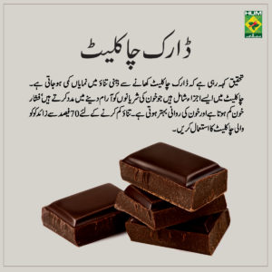 Facts About Dark Chocolate Masala Tv