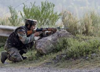 Surgical strike in pok