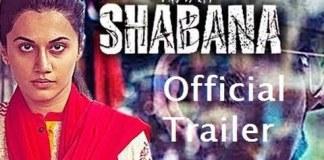 naam shabana official trailer