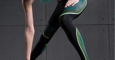 Designer-Gym-Leggings