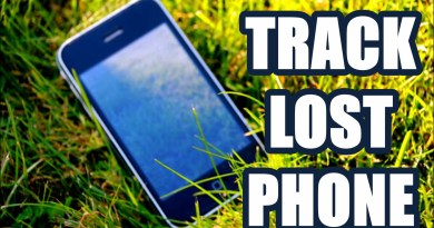 how to track your lost phone