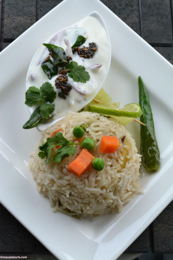 Vegetable Pulav3