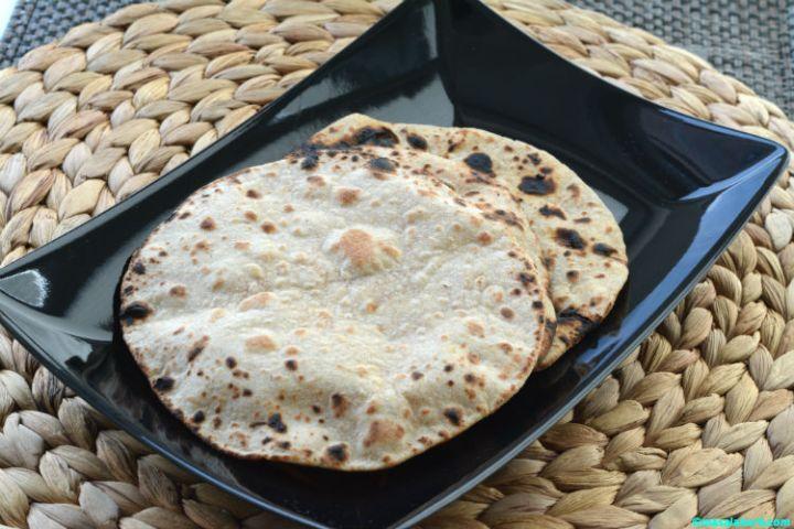 roti 2 Roti or Phulka