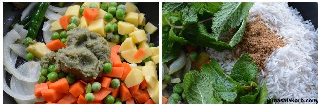 step 5 veg pulav