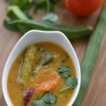 Mixed Vegetable Sambar