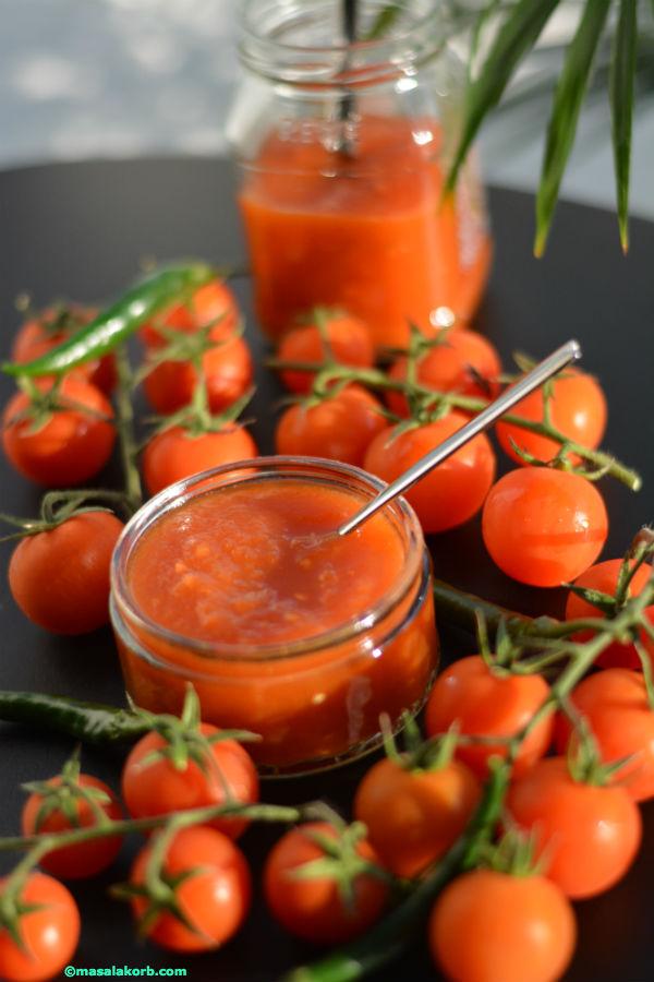 Tomato chutney V2